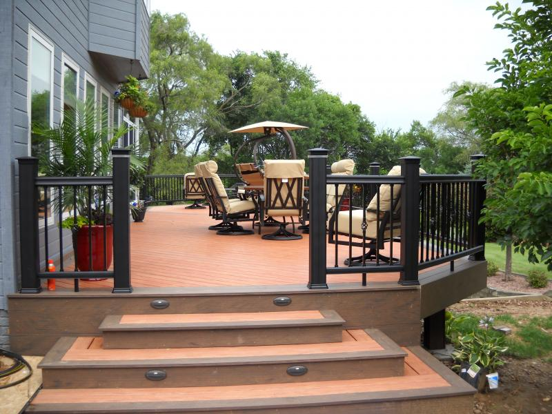 Porch Vs Deck Which Is The More Befitting For Your Home: Mike Jansen Custom Cedar Decks